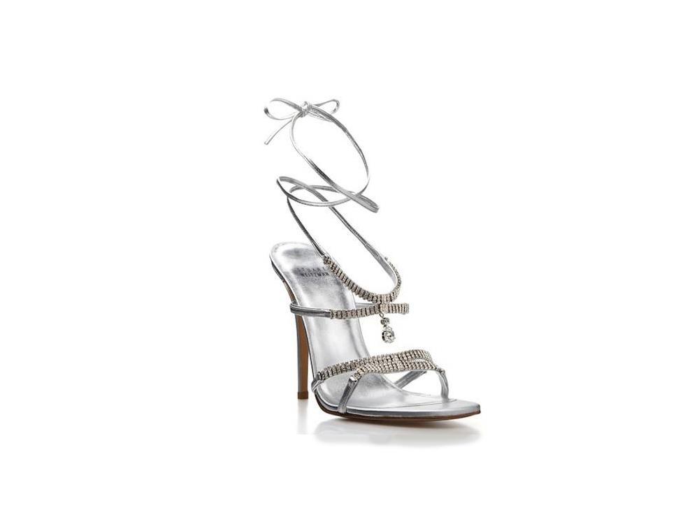 1,090,000 - Stuart Weitzman Platinum Guild Stiletto 2
